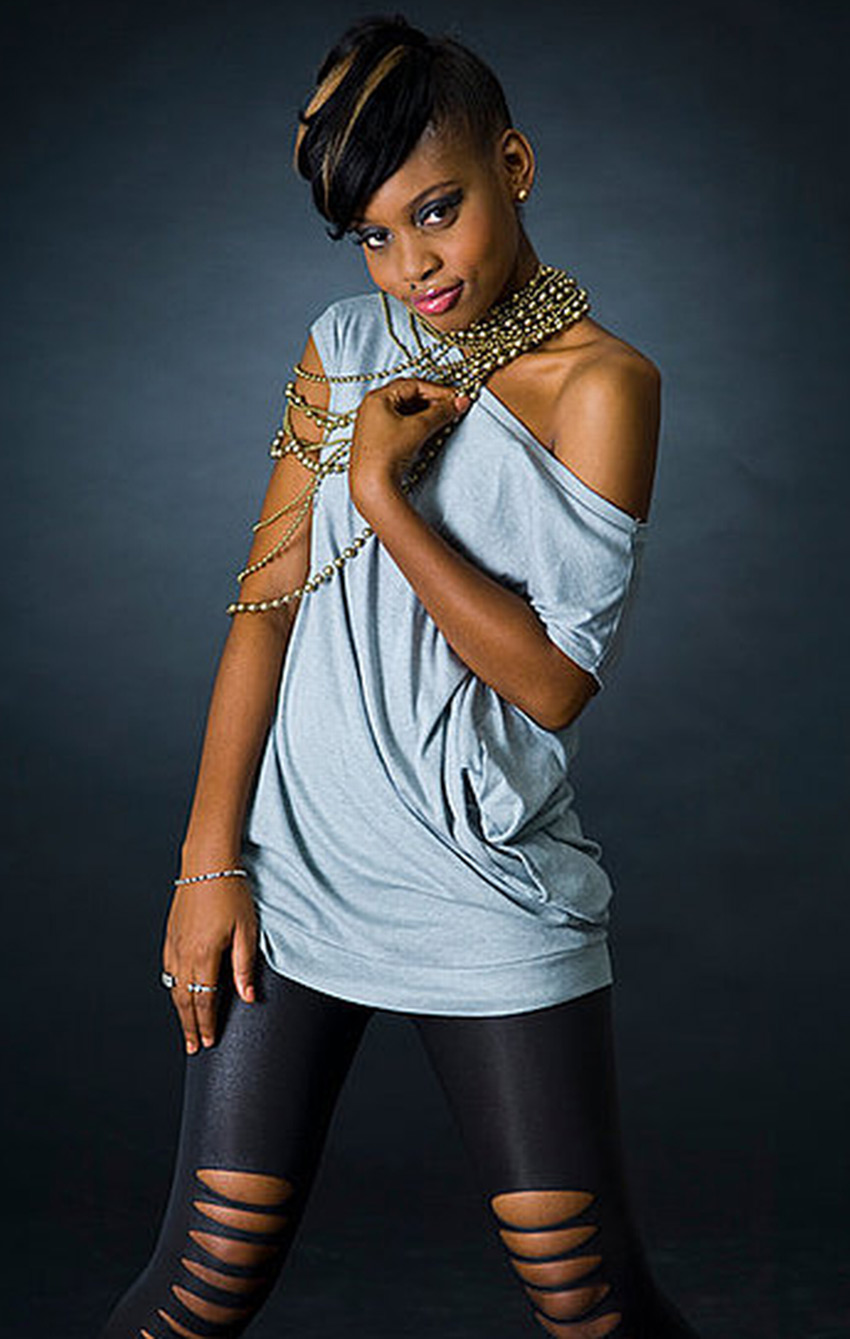 okate Mwegelo is a tanzanian model and businesswoman PHOTO/COURTESY