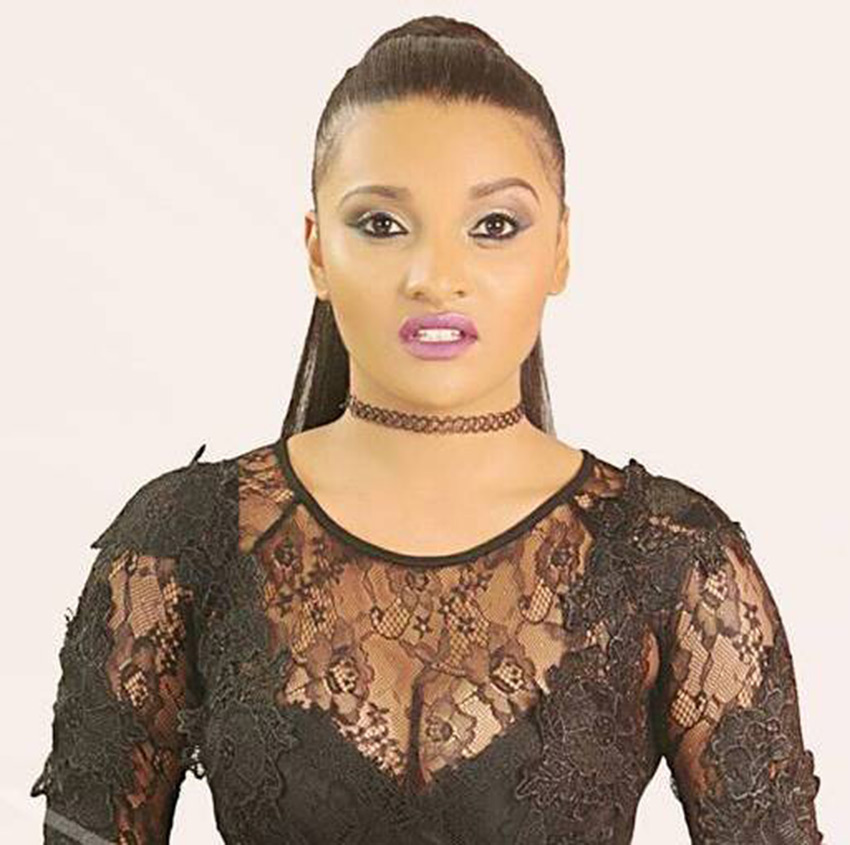 Najma is a musician who once dated Tanzanian rapper Mr. Blue and singer Diamond Platnumz PHOTO/COURTESY