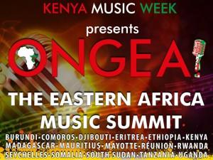 ONGEA! 2016 Event Flyer