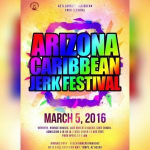ARIZONA CARIBBEAN JERK FEST
