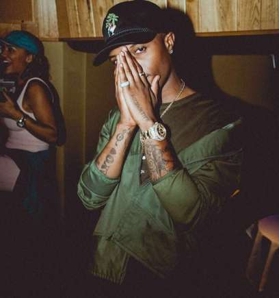 Wizkid has taken his music to an international stage. (Instagram)